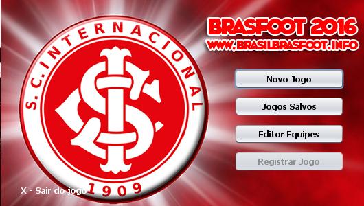 Skin Internacional para Brasfoot 2016