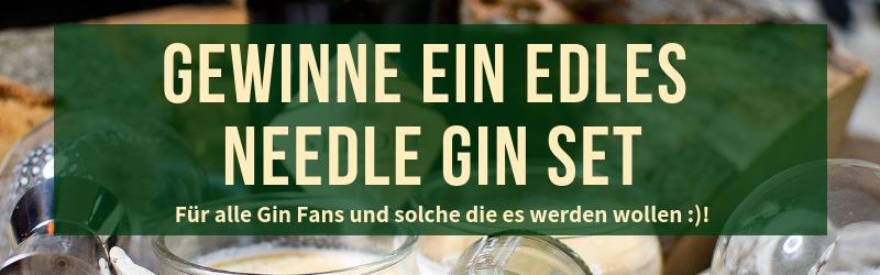 Needle Gin Gewinnspiel