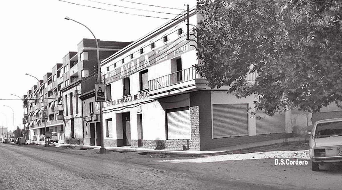 Las carreteras de extremadura don benito carreteras en blanco y negro - El escondite calle villanueva ...