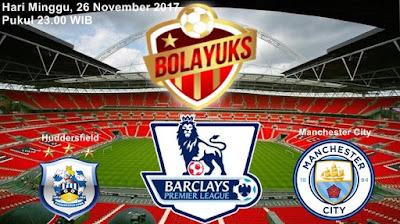 Prediksi Bolayuks: Huddersfield vs Manchester City, 26 November 2017