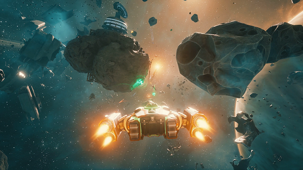 Everspace Stellar Edition Features