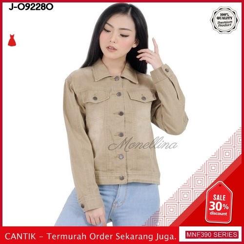 MNF390J97 Jaket J Wanita 092280 Panjang Tangan Stretch 2019 BMGShop