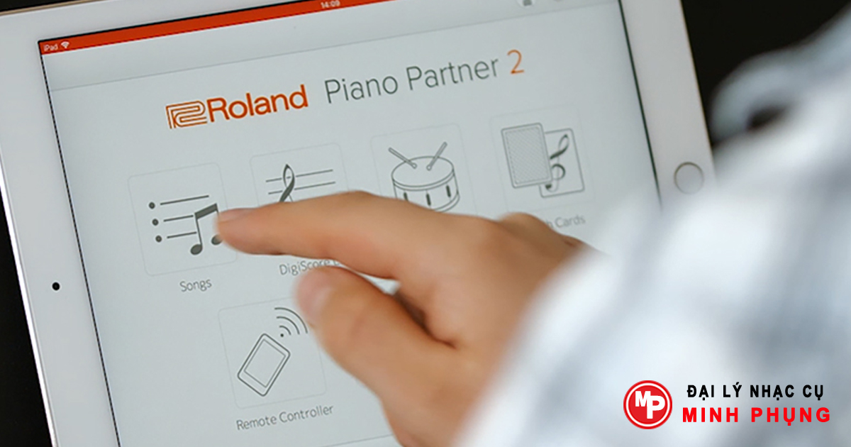 Đàn piano điện Roland RP-102 biến ước mơ của bạn thành hiện thực