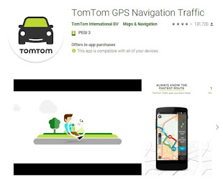 https://play.google.com/store/apps/details?id=com.tomtom.gplay.navapp