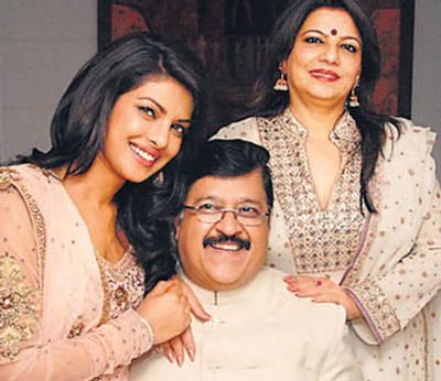 Photobundle Priyanka Chopra Rare Childhood Young Age And Family Photos