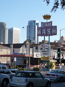 Century City Car Wash Pico