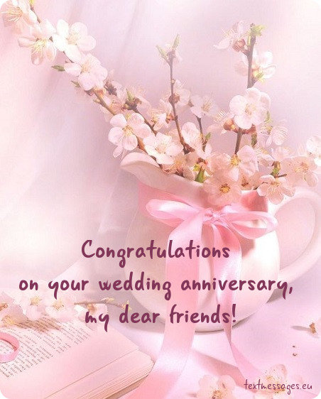 Happy Wedding Anniversary Wishes Messages For Couple 7