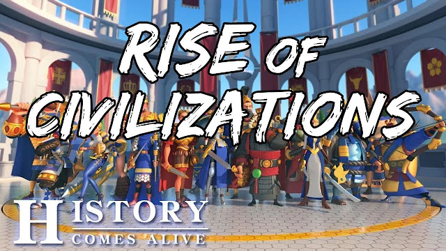 Rise Of Civilizations On My PC • Rise Of A New Roman Civilization