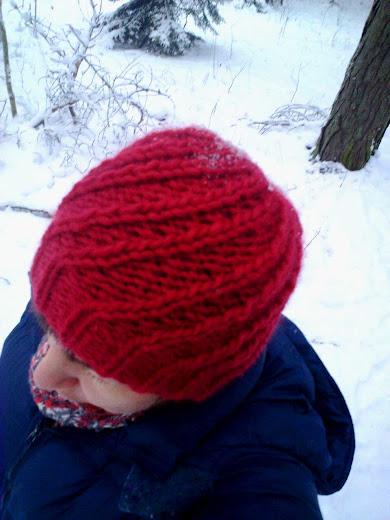 Pinecone czapka