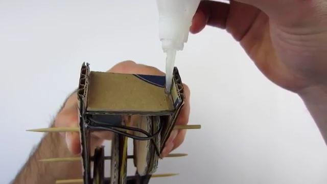 Cara Membuat Robot Sederhana dari Kardus | Tutorial Cara