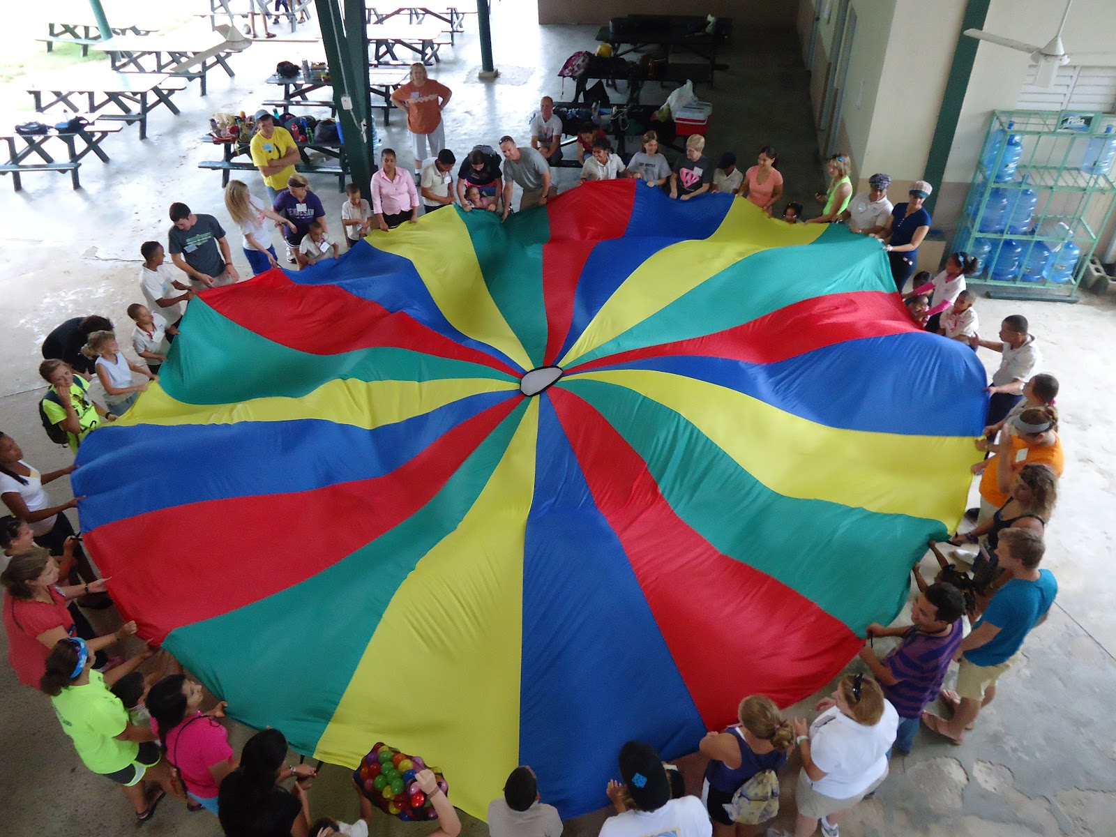 camp activities for adults with disabilities