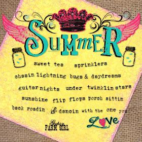 Gypsy Farm Girl graphic
