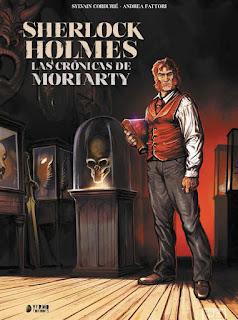Las crónicas de Moriarty