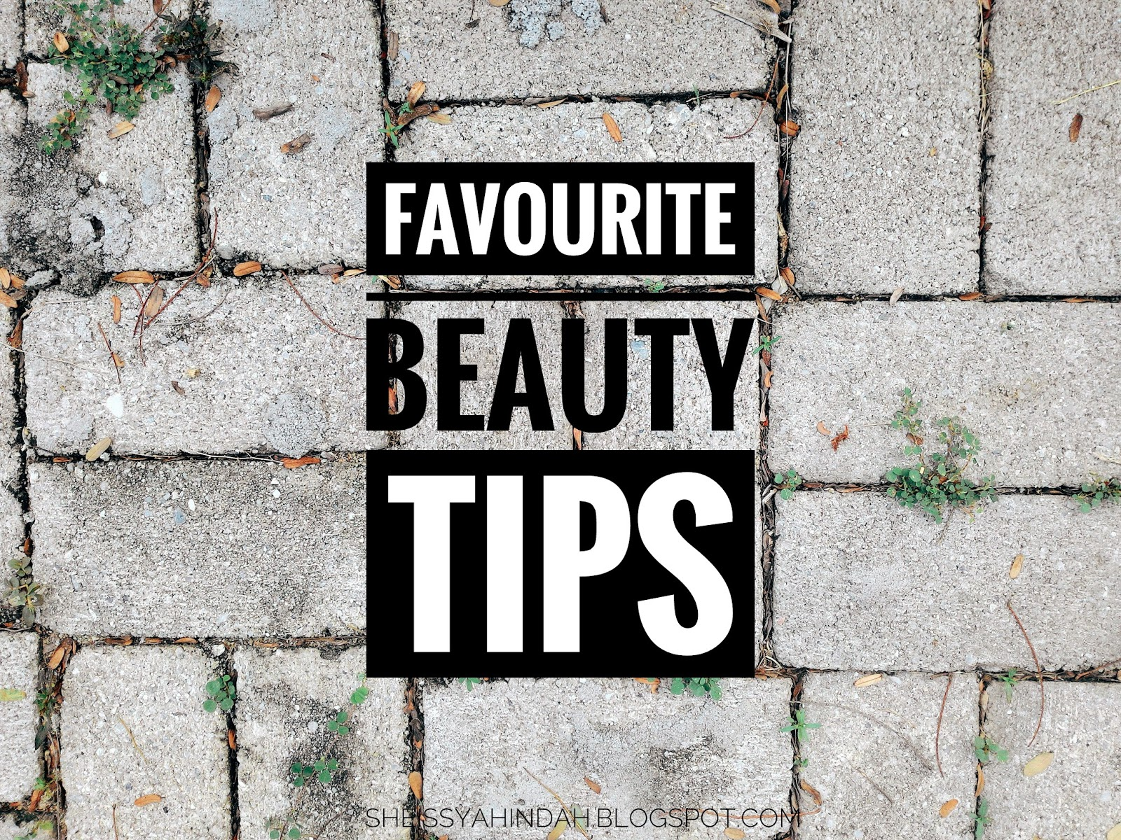 favourite overnight beauty tips