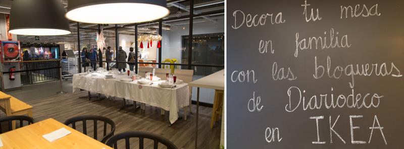 Resumen #DiaridecoLoveIkea: Taller navideño en Ikea1
