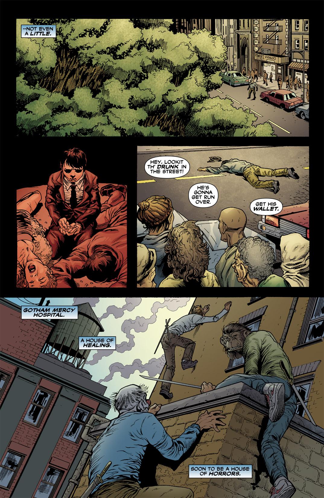 Detective Comics (1937) 812 Page 4