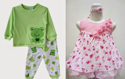 baju anak perempuan 1 tahun