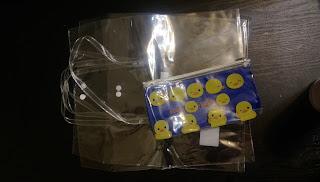 透明膠布, Clear PVC Sheeting, 高雄, 透明文具袋, 筆袋