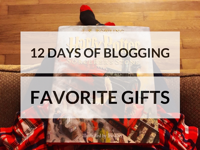#12daysofblogging #favoritegifts #linkup #christmas #holidays