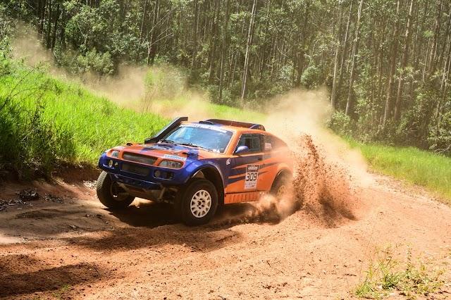 Avareense vence na categoria motos no Rally dos Amigos