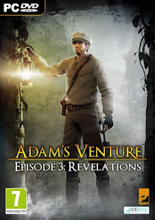 Free Download Adam Venture III Revelations For PC Full Version - ZGASPC