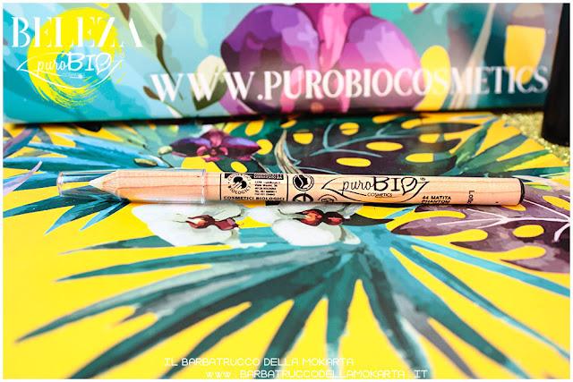 beleza purobio eyeshadow matita phantom eyepencil