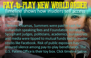 pay-to-play new world order