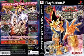 DOWNLOAD GAMESYu-Gi-Oh! Capsule Monster Coliseum PS2 FULL VERSION