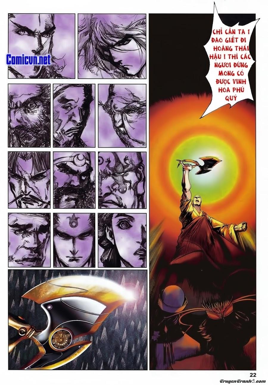 Lục Đạo Thiên Thư chap 21 - Trang 20