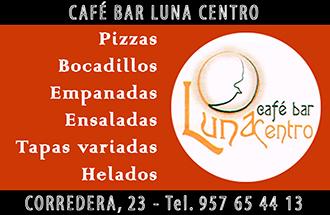 CAFÉ BAR LUNA CENTRO - MONTILLA