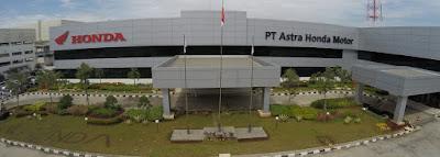 Lowongan Kerja Jobs : Operator Produksi Min SMA SMK D3 S1 PT Astra Honda Motor