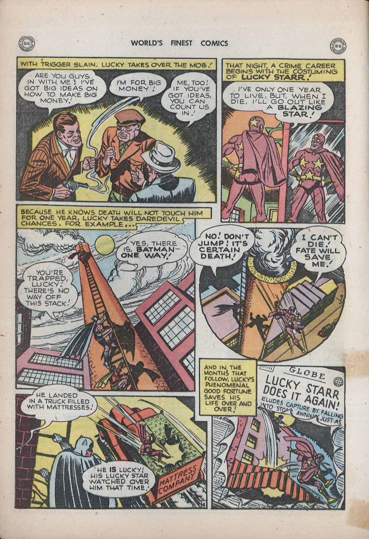 Read online World's Finest Comics comic -  Issue #32 - 6