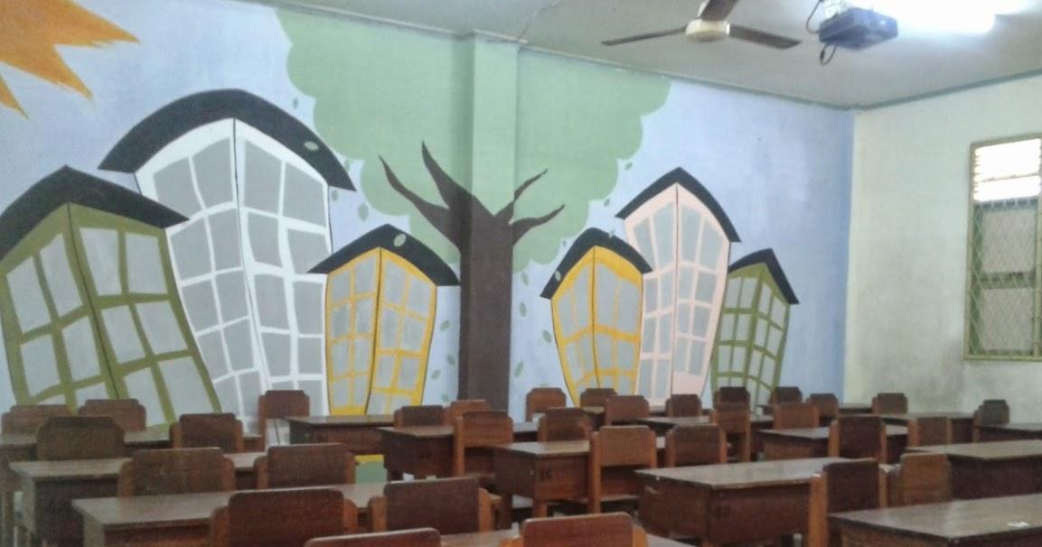 287 Foto Desain Ruang Kelas Sma Paling Hist Model Rumah