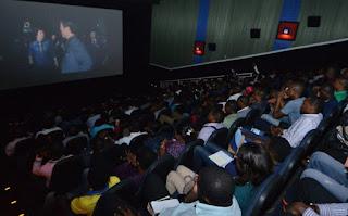 Yuletide: Nigerians spent N359m in cinemas