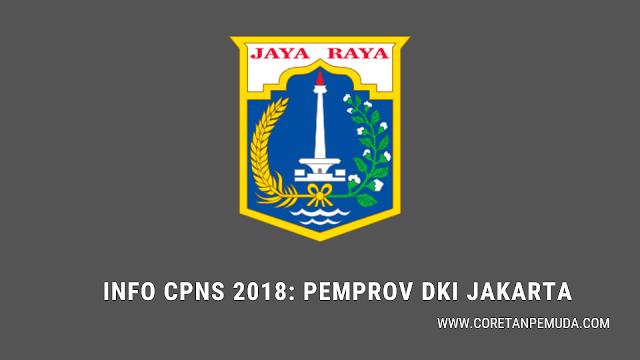 Pengumuman Hasil SKD Pemprov DKI Jakarta CPNS 2018 - BKD DKI Jakarta