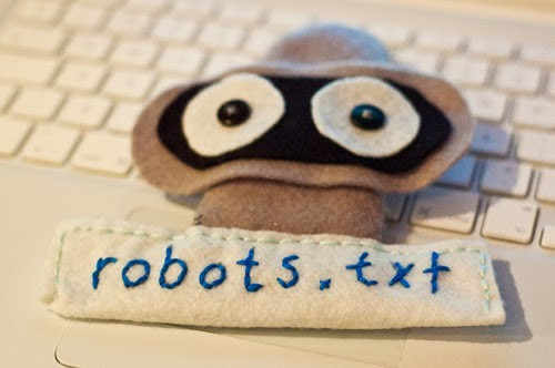 robot.txt file in blogger