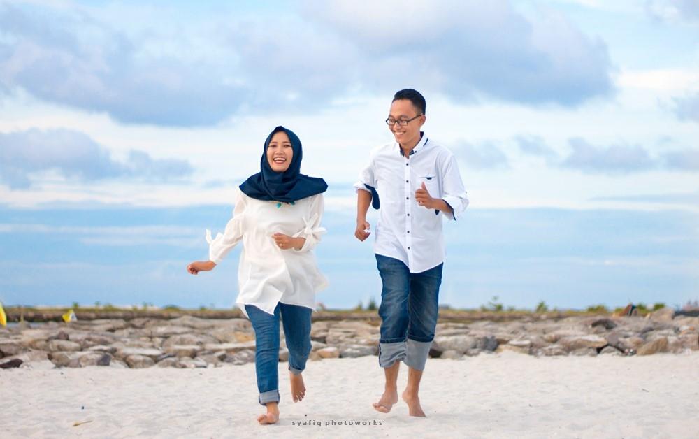 Foto Pre Wedding Di Ancol Part 2 Syafiq S Blog