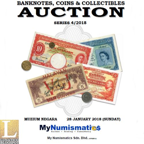 MyNumismatics Auction 4