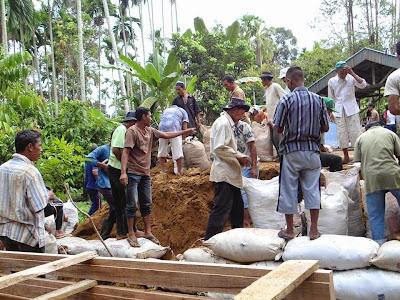 Inilah Manfaat dan Dampak Padat Karya Tunai di Desa