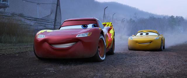 Cars 3 ဇာတ္လမ္းနမူသစ္ထြက္ရွိ