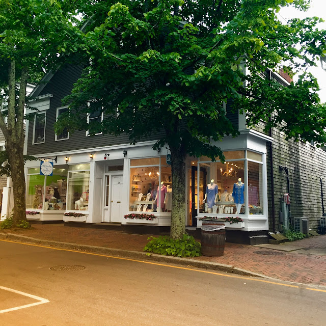 Boutiques | Nantucket | Chichi Mary Blog