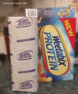 Weetabix Protein breakfast cereal