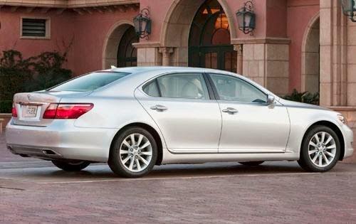 2012 Lexus LS 460 Owners Manual Pdf