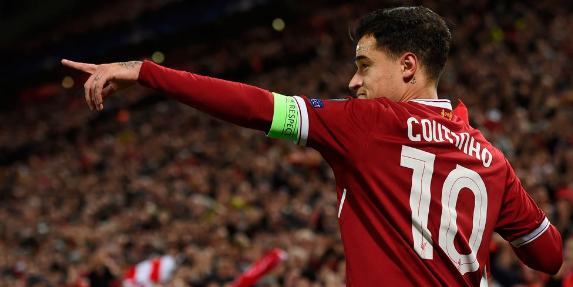Nike Announces Coutinho Relocation Problem to Barcelona