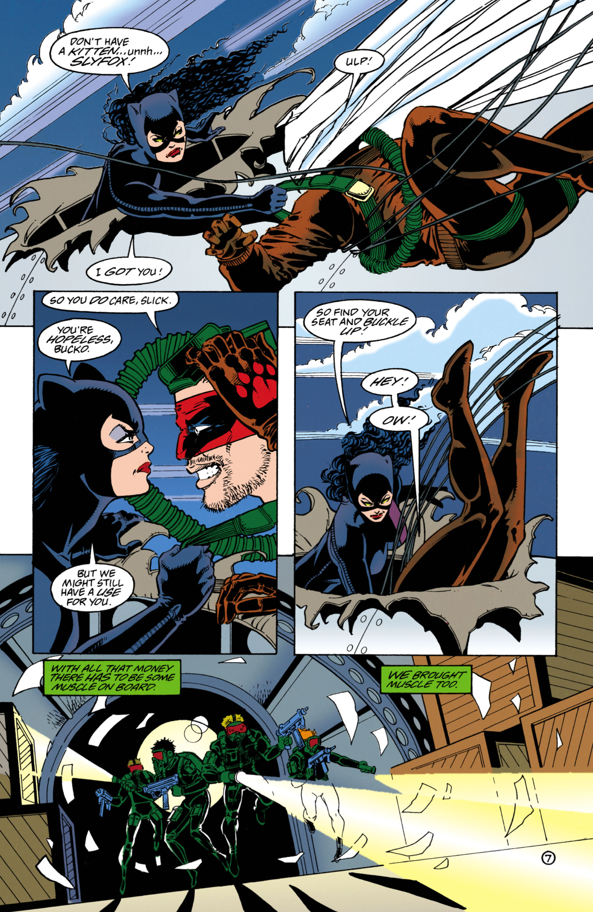 Catwoman (1993) Issue #30 #35 - English 7