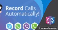 Cube Call recorder premium apk to record WhatsApp, Viber, Skype and Tango calls