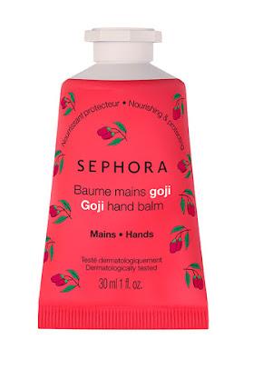 sephora - balsamo mani idratante goji