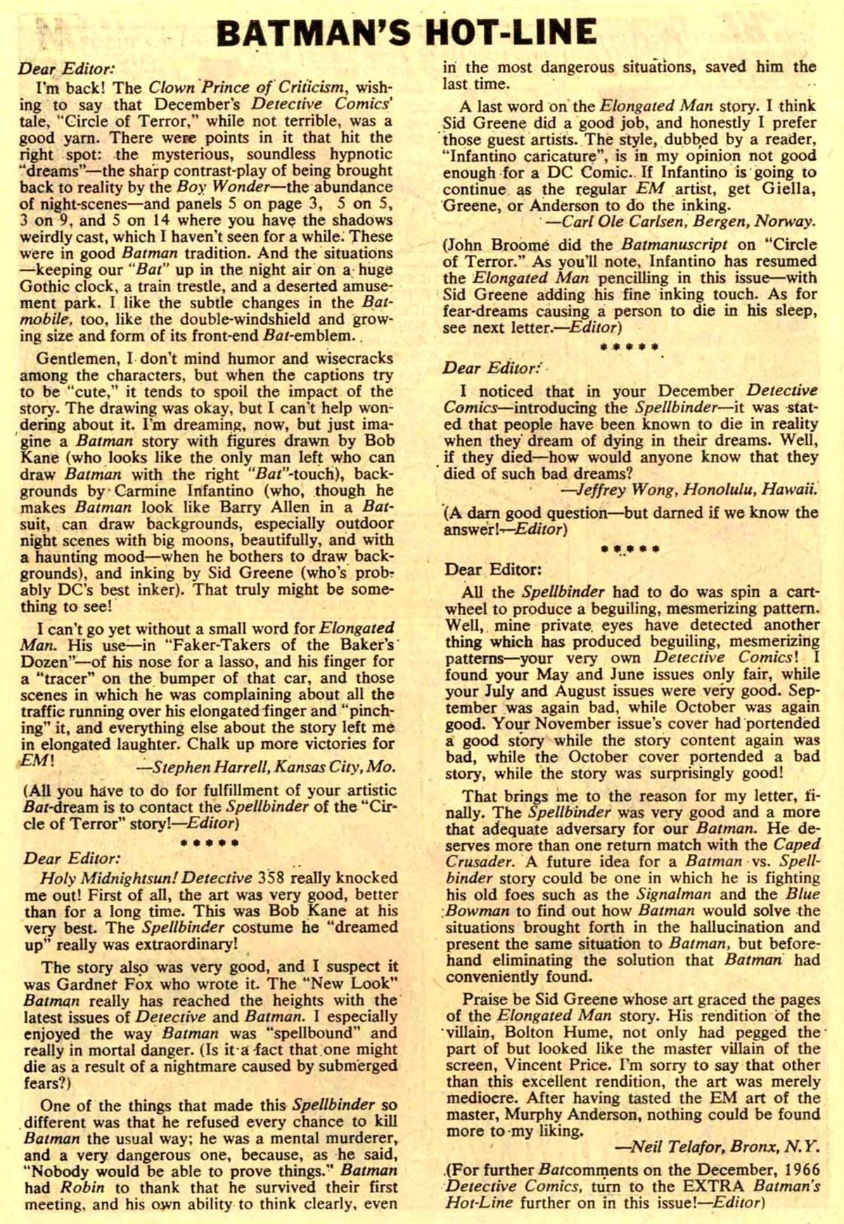 Detective Comics (1937) 362 Page 9