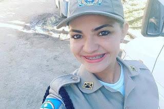 Paraibana que trabalhava na PM de Pernambuco é encontrada morta dentro de casa