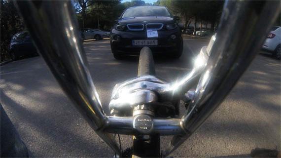 Distancia bici a coche 2,0 metros